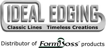 Ideal Edging Logo